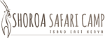 Shoroa River Camp Sticky Logo